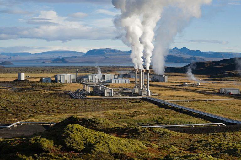 Chauffage géothermique