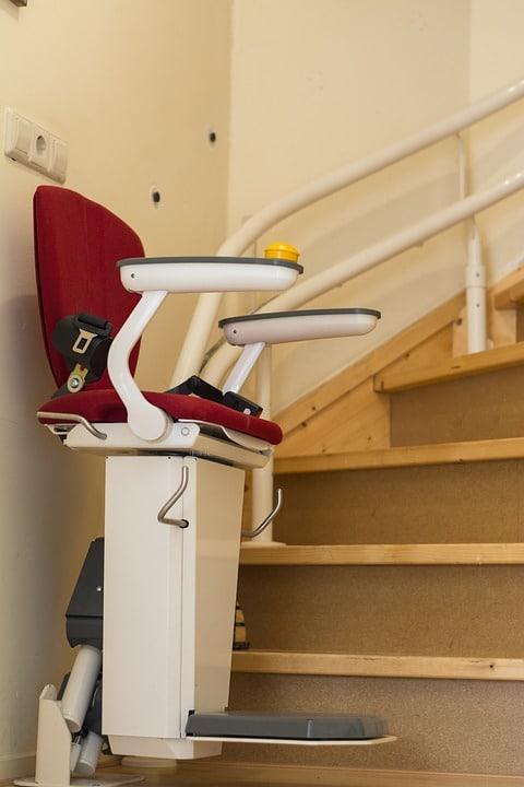 Devis monte escalier