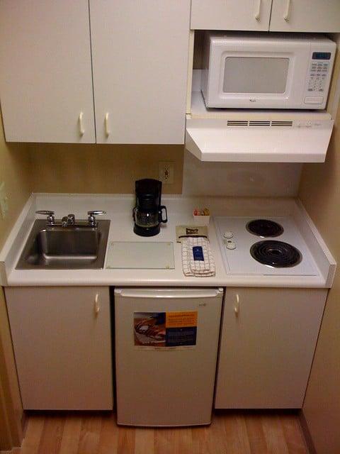 Devis kitchenette