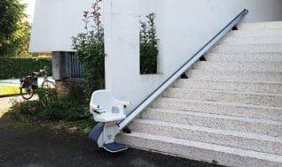 Monte Escalier Extérieur